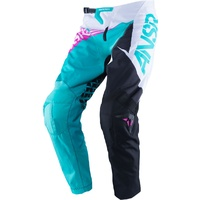 2016 ANSR Syncron Pants White/Teal