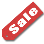 ***SALE/RUN OUTS***