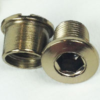 Answer Chain Ring Bolts Chromo