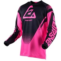 ANSR 2019 Syncron Pink/Black Youth Jersey