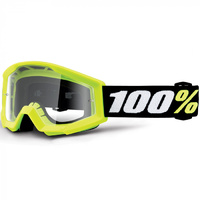 Strata Mini Goggle - Neon Yellow